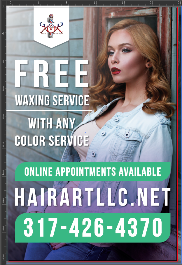 Free Waxing Service