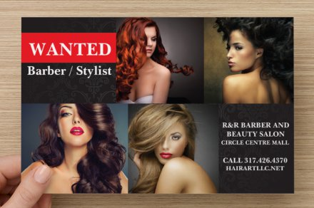 now hiring stylists