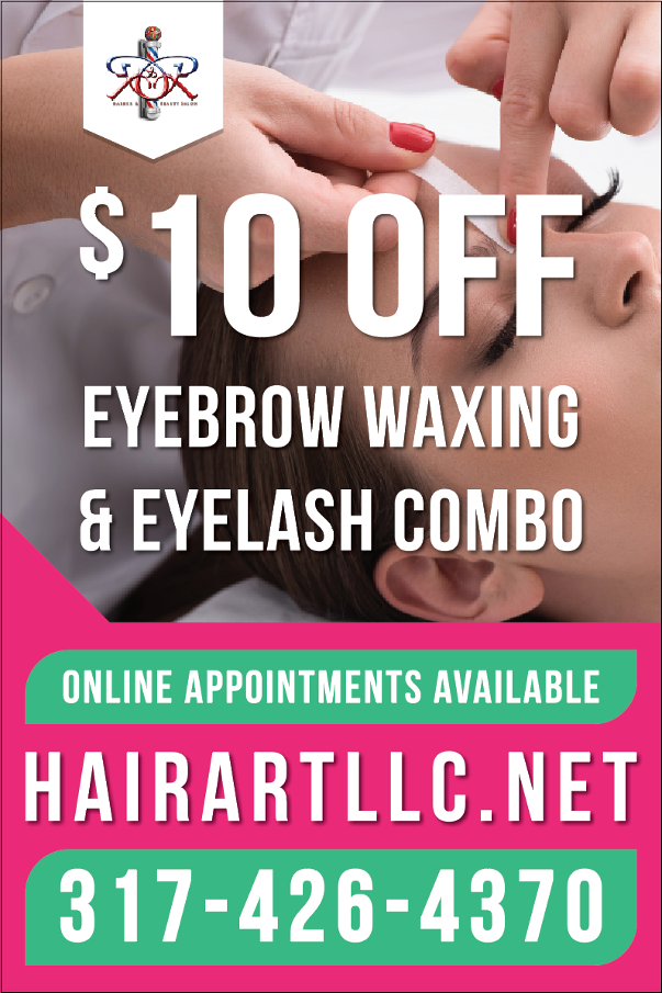 10 Off Eyebrow & Eyelash Combo
