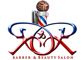 R&R Barber And Beauty, Logo